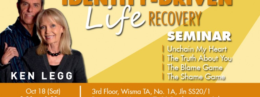 Counselling Life Recovery Seminar2