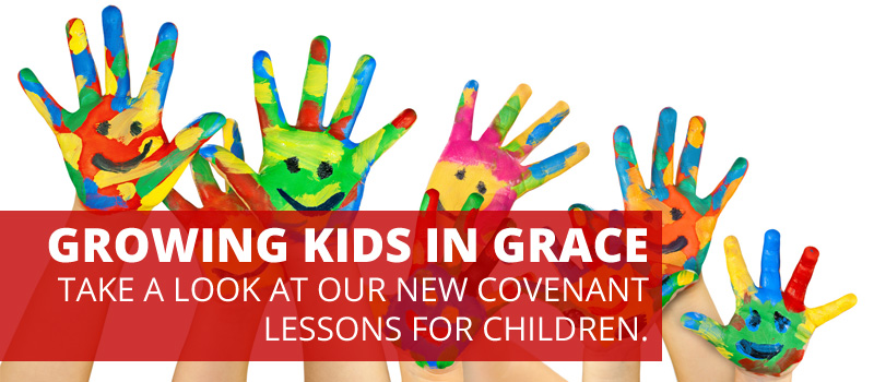 Growing Kids in Grace
