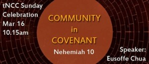 Community In Covenant
