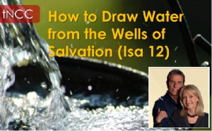 Drawing Water From The Wells Of Salvation