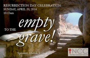 140420 Easter_Living The Life Of Abundance Through Grace