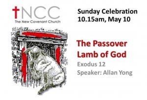 150510 - The Passover Lamb Of God