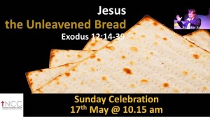 150517 -Jesus The Unleavened Bread