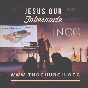150607 -Jesus Our Tabernacle